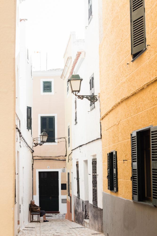 menorca calles ciutadella 2