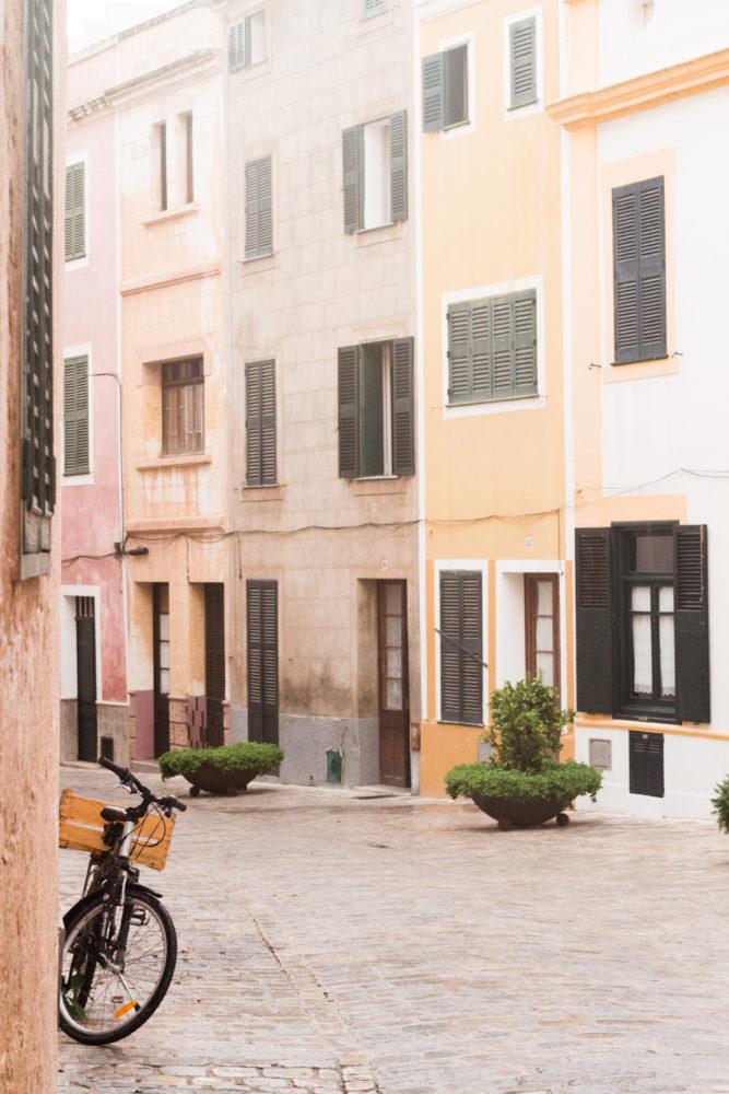 menorca calles ciutadella 3