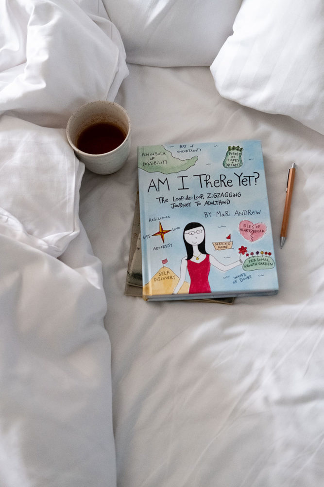 libro am i there yet