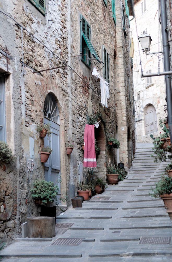campiglia marittima, La Toscana