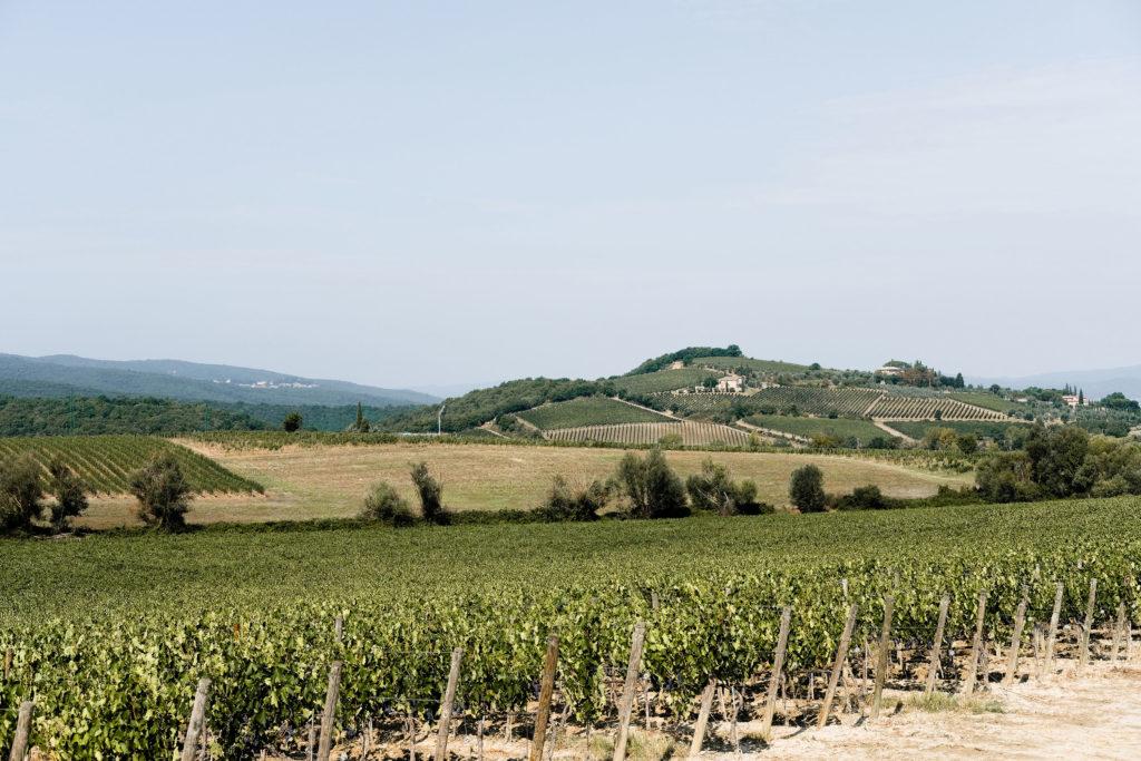 paisajes La Toscana
